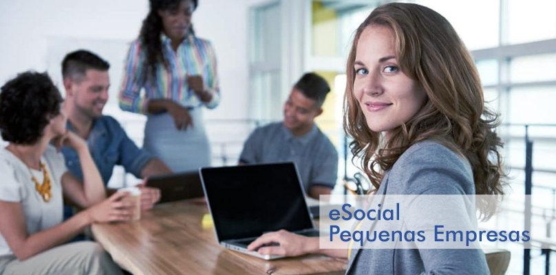 eSocial para Pequenas Empresas é a partir de julho 2018